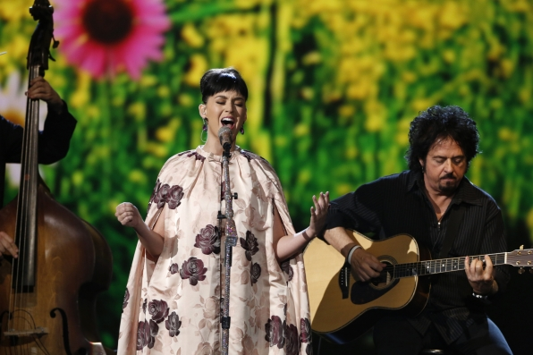 "Katy Perry  - ""Yesterday"" - The Beatles: The Night That Changed America- A GRAMMY® Salute - CBS.com"