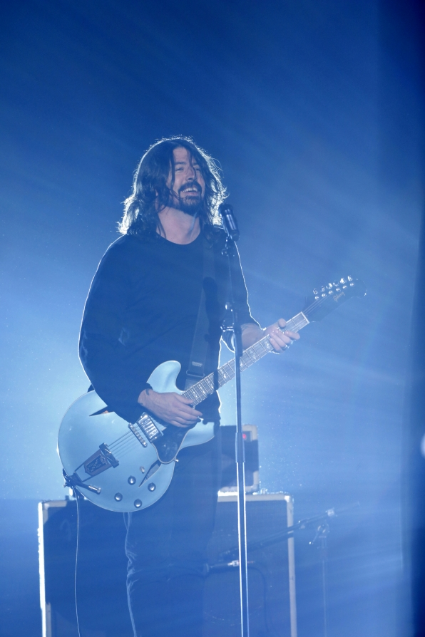 "Dave Grohl - ""Hey, Bulldog"" - The Beatles: The Night That Changed America- A GRAMMY® Salute - CBS.com"