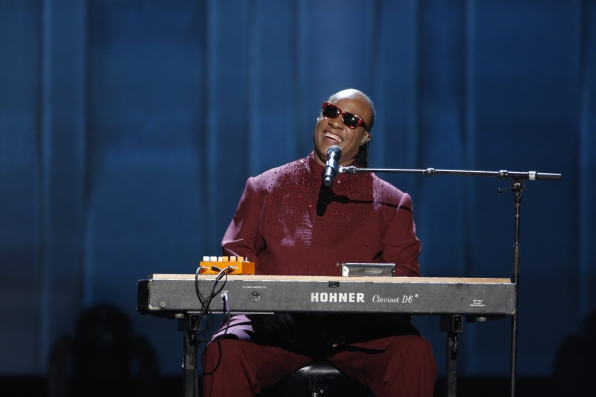 "Stevie Wonder - ""We Can Work It Out"" - The Beatles: The Night That Changed America- A GRAMMY® Salute - CBS.com"