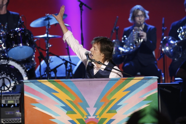 Paul McCartney  - The Beatles: The Night That Changed America- A GRAMMY® Salute - CBS.com