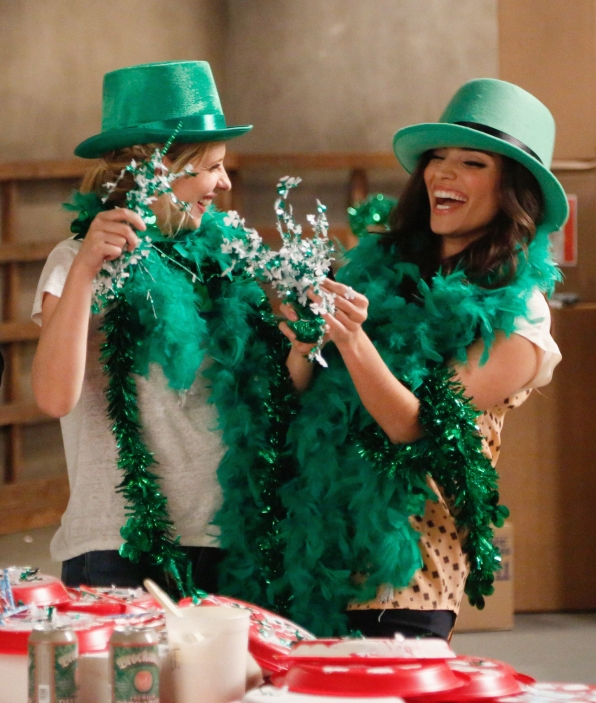 """Going green in """"March Madness"""" S1 E18"""