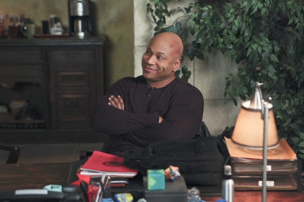 She starred opposite NCIS:LA's LL Cool J in the series, In The House.  Which Reckless star was on an episode of NCIS:LA?