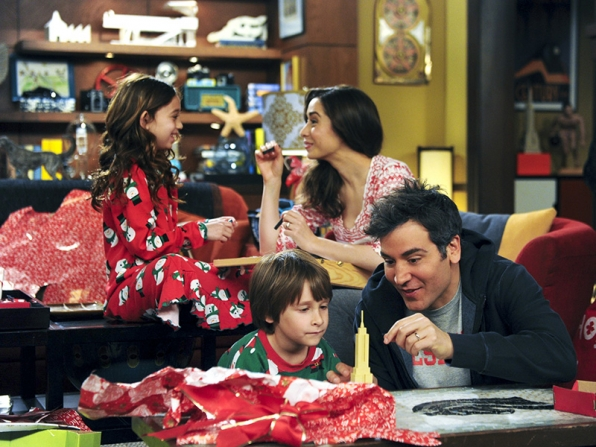 3. Tracy McConnell aka The Mother - How I Met Your Mother