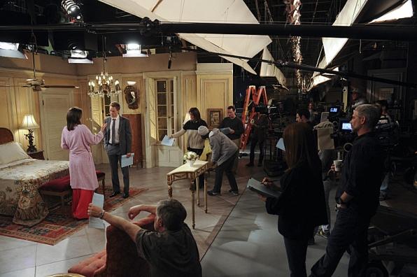 Cobie & Neil as Barney & Robin