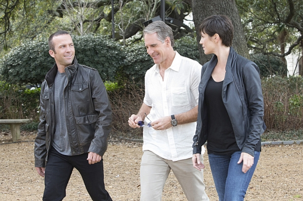 NCIS: New Orleans Takes Flight
