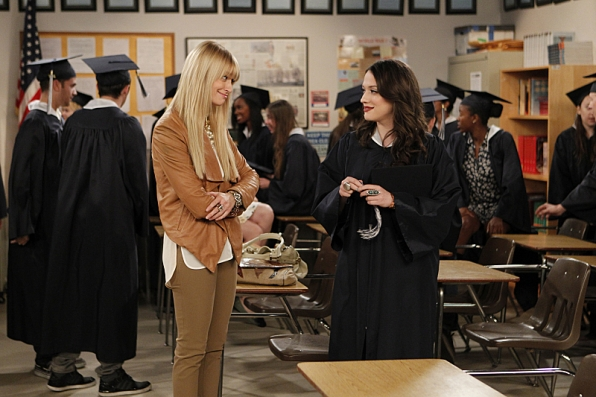 """BFF in """"And the First Degree"""" S3 E24"""