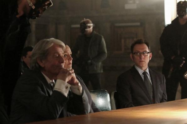 """Court is in session in """"Deus Ex Machina"""" S3E22"""