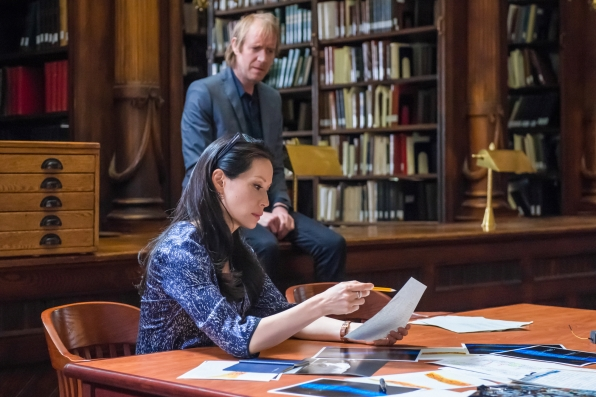 """Mycroft faces accusations of treason and murder in """"The Grand Experiment"""" S2E24"""