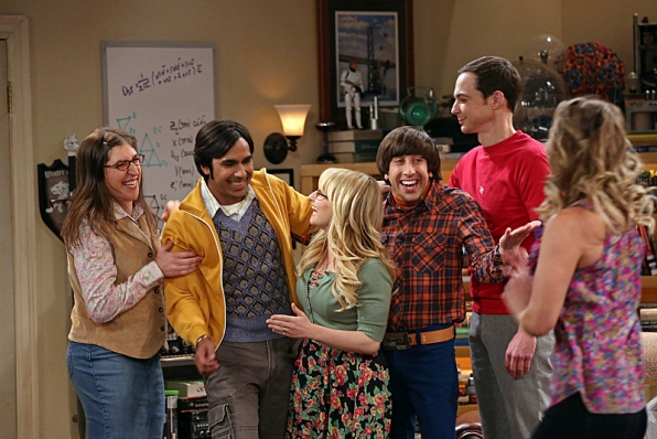 """Celebrating Raj in """"The Status Quo Combustion"""" S7 E24"""