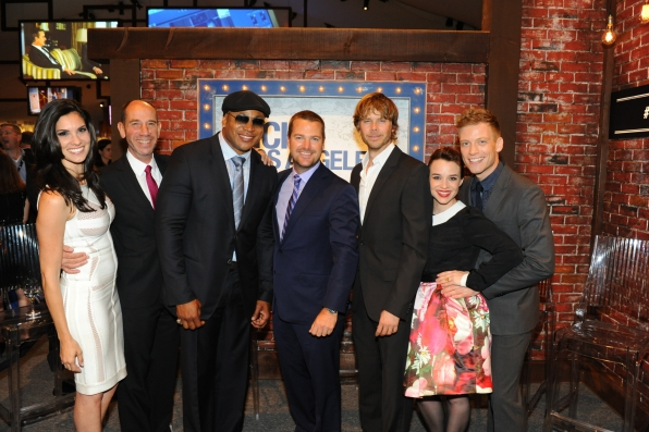NCIS: Los Angeles Cast