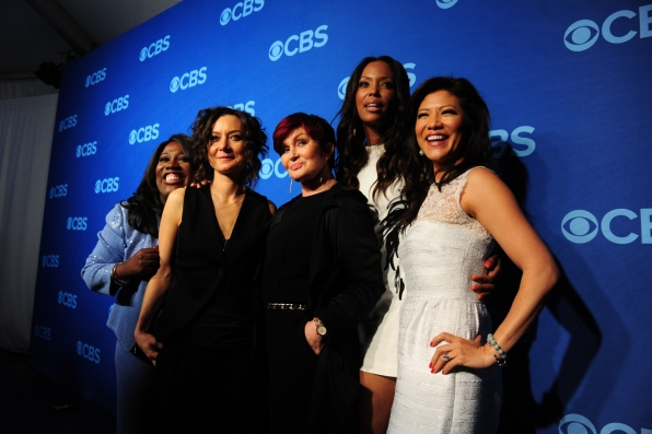 "The Hosts of ""The Talk"" - 2014 CBS Upfront Presentation"