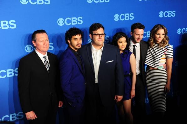 "The Cast of ""Scorpion"" - 2014 CBS Upfront Presentation"