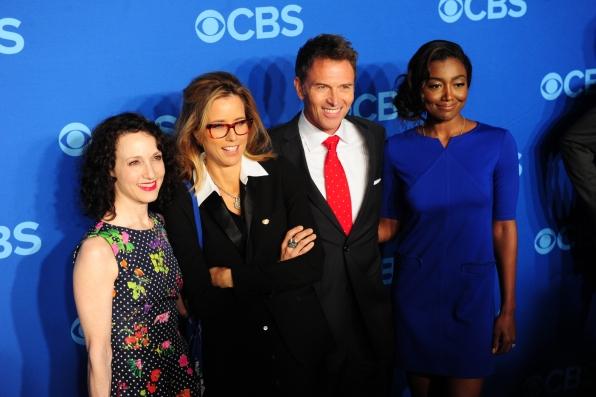 """The Cast of """"Madam Secretary"""" - 2014 CBS Upfront Presentation"""