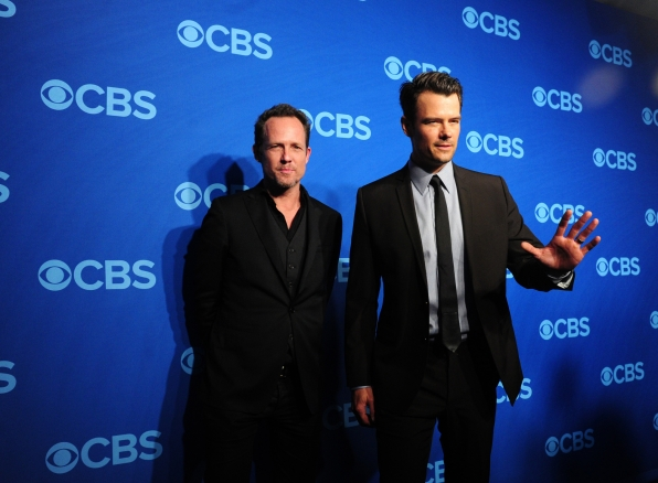 "The Cast of ""Battle Creek"" - 2014 CBS Upfront Presentation"
