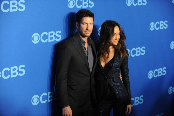"The Cast of ""Stalker"" - 2014 CBS Upfront Presentation"