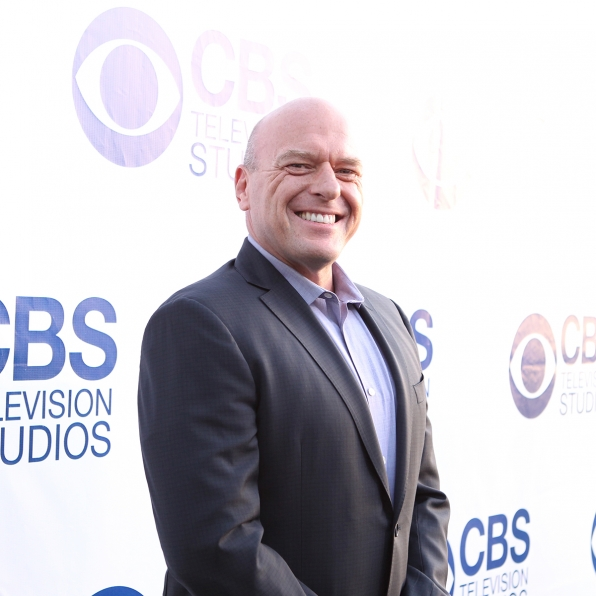 Michael Chiklis on the CBS Summer Soiree Red Carpet