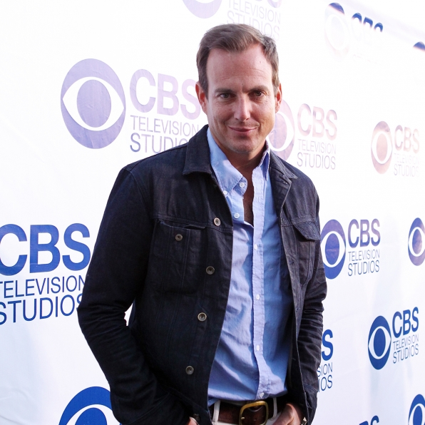 Will Arnett on the CBS Summer Soiree Red Carpet