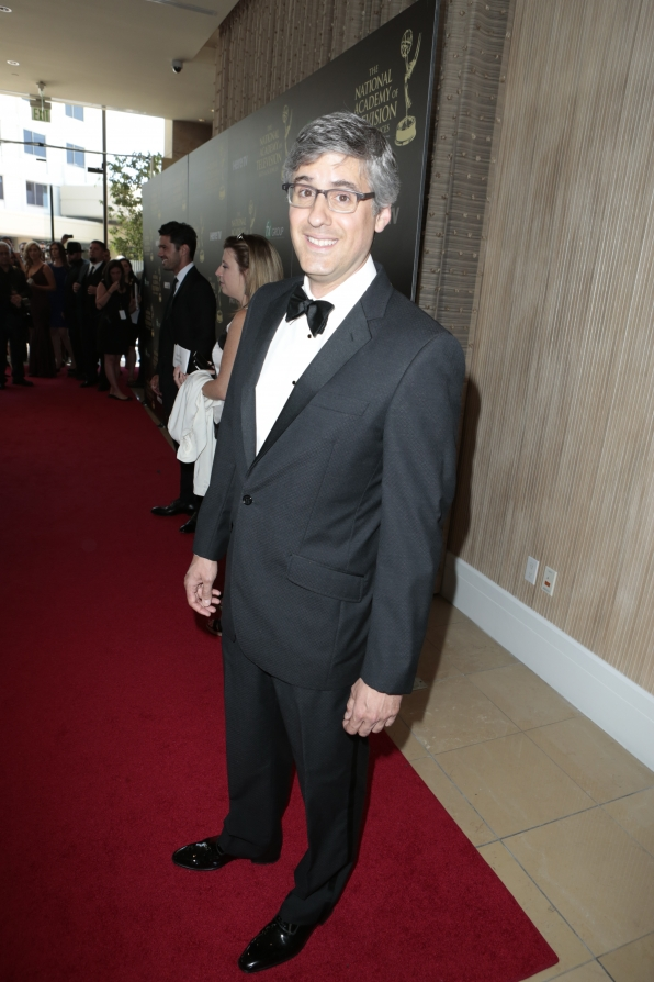 Mo Rocca - Daytime Emmy Awards Red Carpet