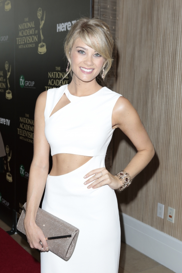Kim Matula - Daytime Emmy Awards Red Carpet