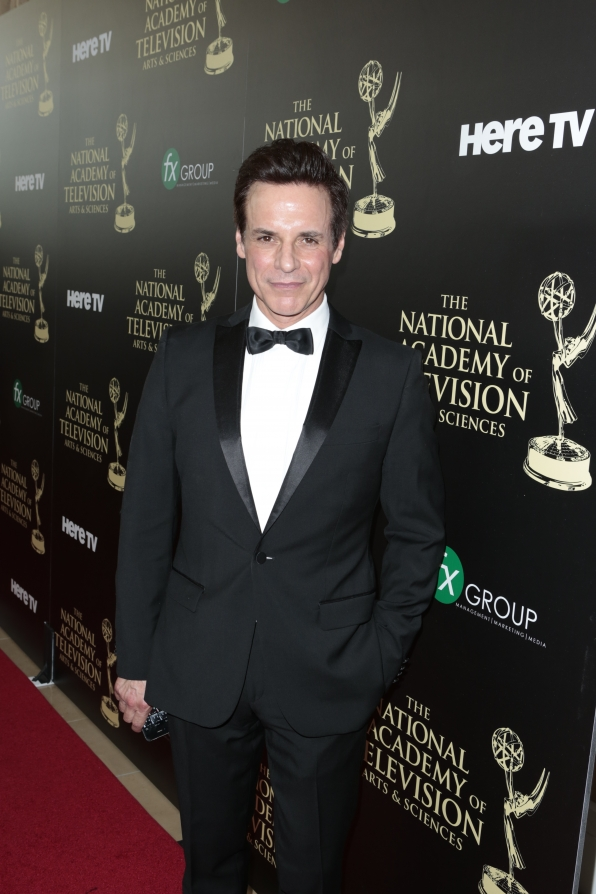 Christian Le Blanc - Daytime Emmy Awards Red Carpet