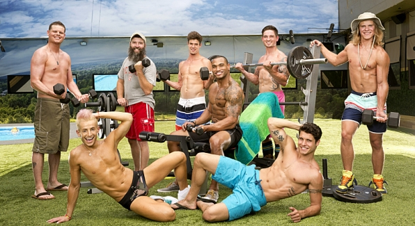 7. The Men of Big Brother