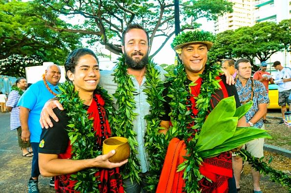 18. Alex O'Loughlin - Hawaii Five-0