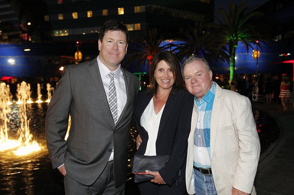 Jimmy Dunn, Pam Fryman, and Jack McGee - The McCarthys