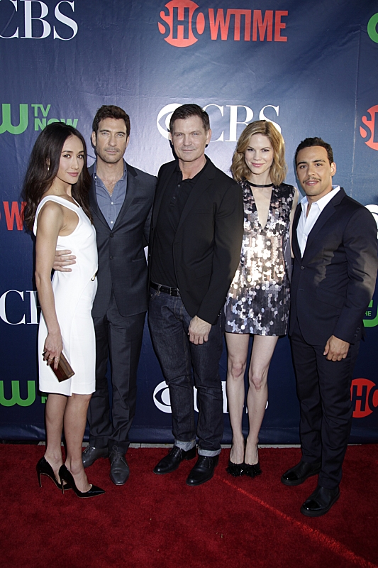 The Cast and Executive Producer of Stalker