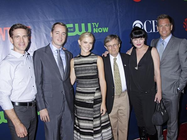 The Cast of NCIS