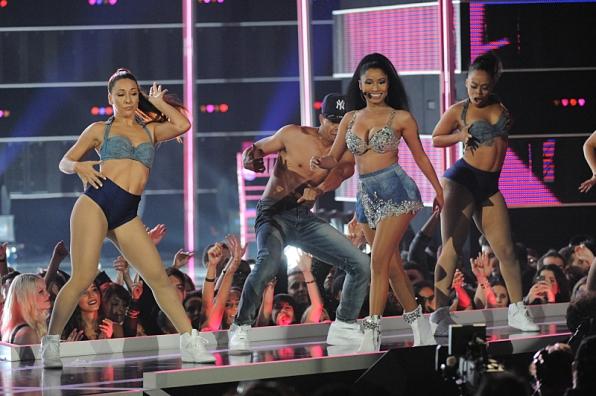 Nicki Minaj - Fashion Rocks