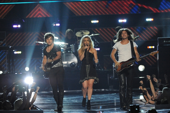 The Band Perry Performs - Fashion Rocks