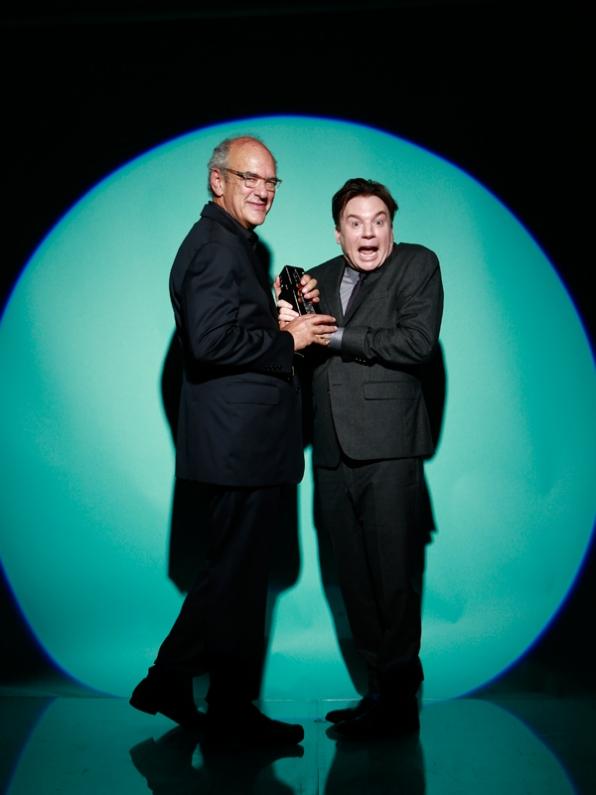 Winners, Shep Gordon & Mike Meyers