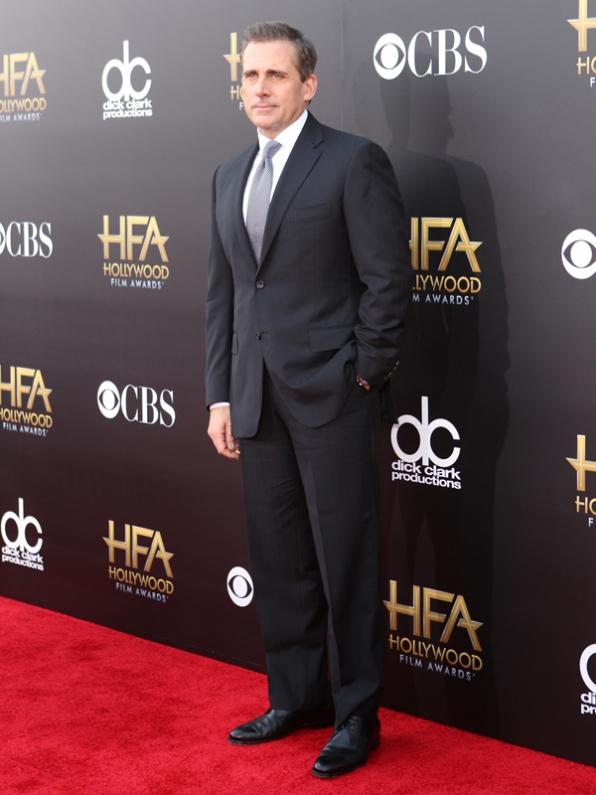 Steve Carell on the Red Carpet