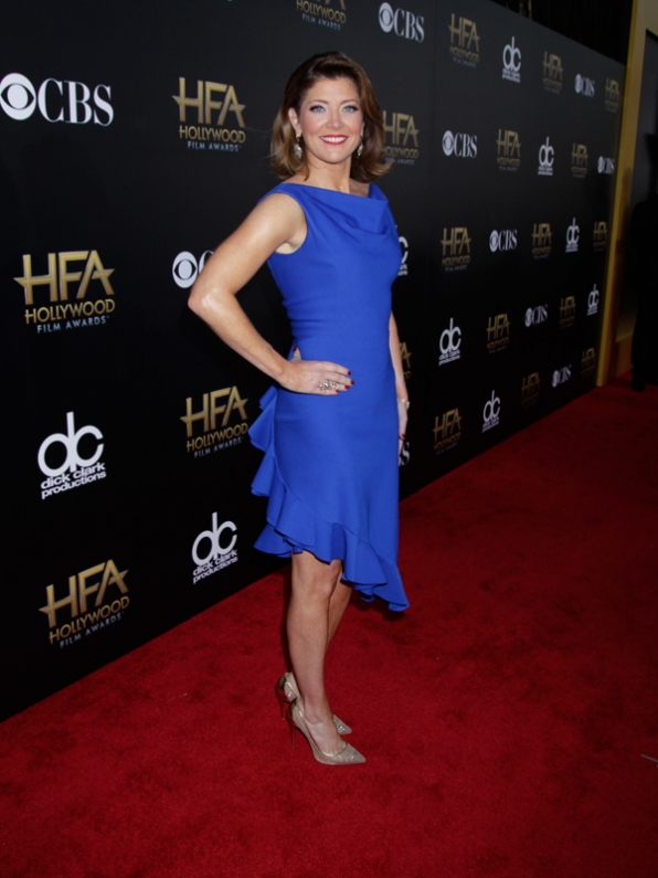 Norah O'Donnell on the Red Carpet