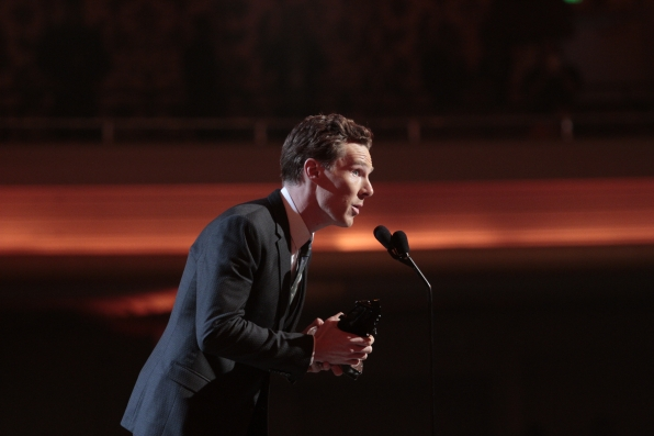 Winner, Benedict Cumberbatch