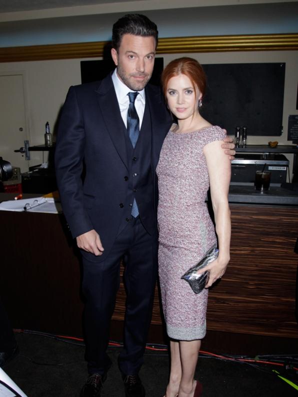 Ben Affleck and Amy Adams