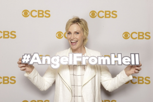 Jane Lynch - Angel From Hell