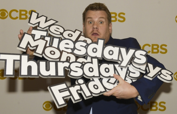James Corden - The Late Late Show