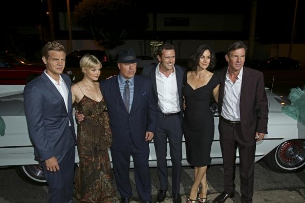 Vegas Cast Members
