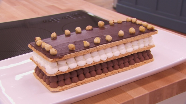 Architecture in baking