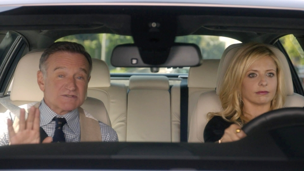 "On the road in ""Bad Dad"" Episode 3 of Season 1"
