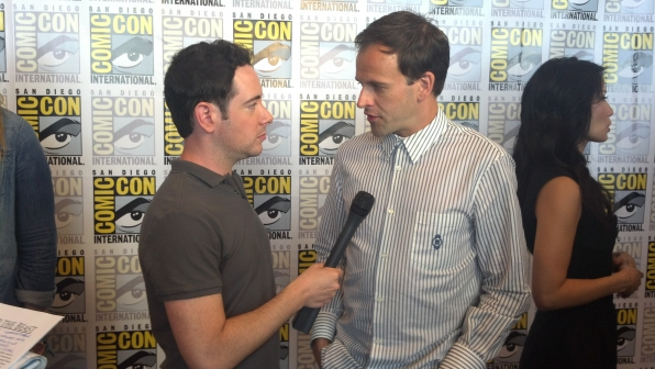 Jonny Lee Miller Interview