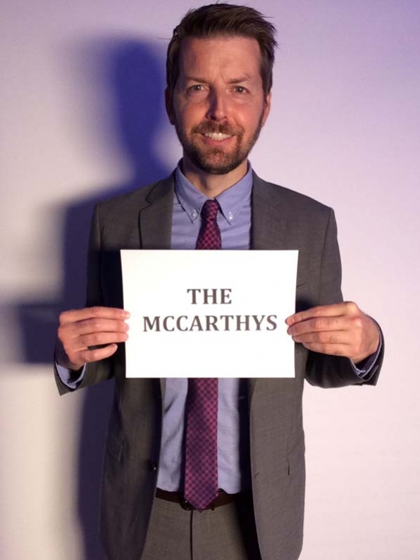 Brian Gallivan - The McCarthys