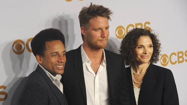 The Limitless cast made walking the gold carpet look effortless.