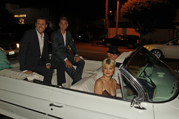 Cast Members from Vegas