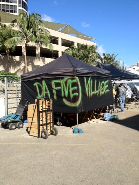 Peter Lenkov Tweets During Hawaii Five-0 Production