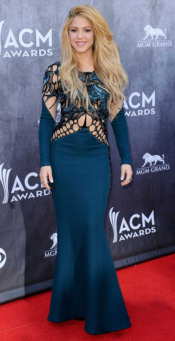 These Are The 30 Greatest Looks In ACM Red Carpet History - Page 7 ...