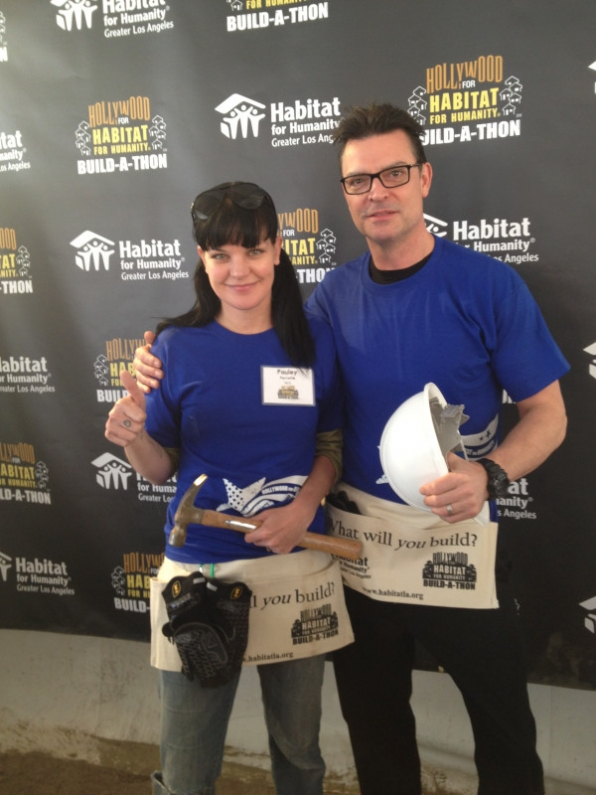 18. Pauley Perrette - Volunteering - NCIS