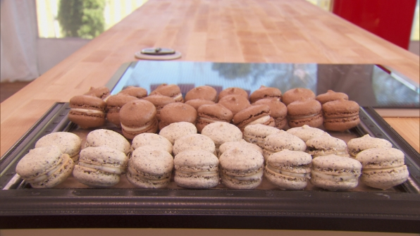 Mouth-watering macarons