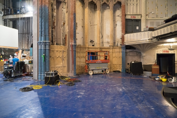 Official Third Podcast Ed Sullivan Theater Renovation